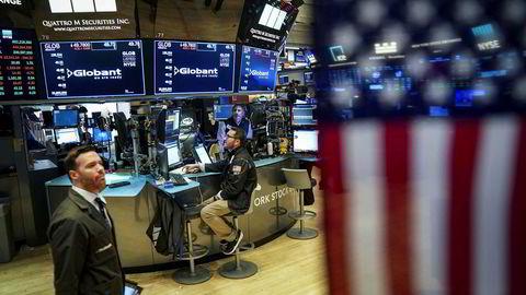 USA-børsene stiger mandag.