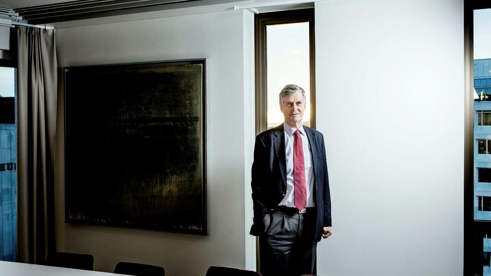 Advokat Sverre Koch fikk erstatning av Skatteetaten for ærekrenkelser i forbindelse med Transocean-saken der han ble frifunnet.