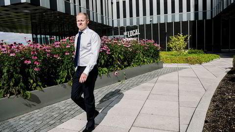 – Det viktigste fremover blir nå å akselerere veksten, sier administrerende direktør Matts Johansen i Aker Biomarine etter at selskapet gjør sitt største oppkjøp noensinne.