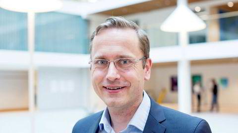 Snorre Storset administrerende direktør i Nordea Norge .