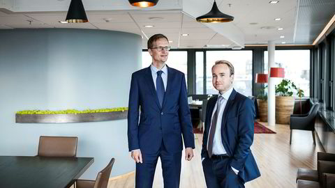 Tommi Saukkoriipi og Jonas Linnell forvalter SEB Norway Focus knuste alle i 2018.