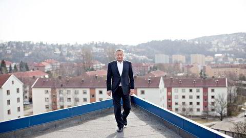 – Det er ikke ulovlig å planlegge at man skal få seg en ny jobb, sier tidligere Lindorff-sjef Endre Rangnes. Foto: Øyvind Elvsborg