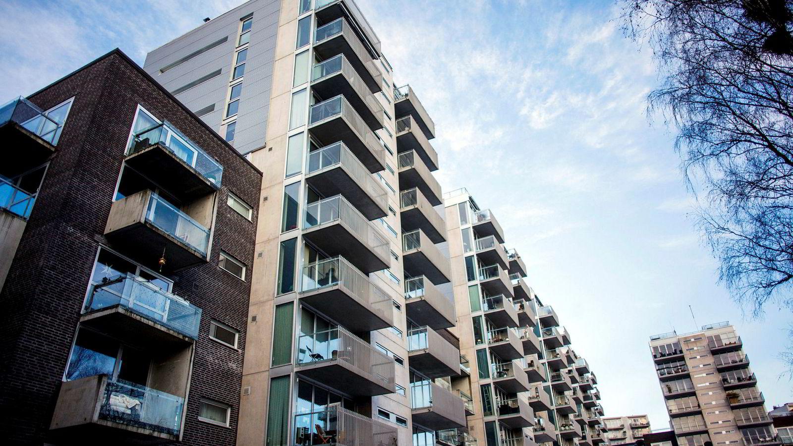 Obos melder om prisstigning i boligmarkedet i hovedstaden i en pressemelding.
