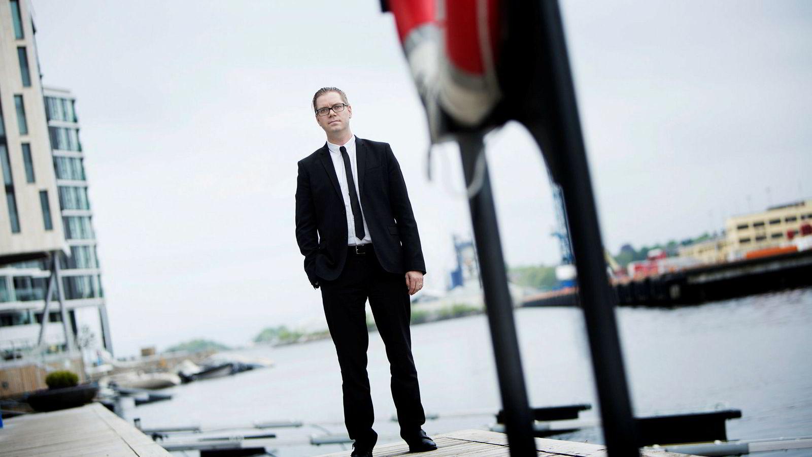 – Vi legger fortsatt til grunn en moderat sesongjustert oppgang i boligprisene fremover, sier makroøkonom Marius Gonsholt Hov i Handelsbanken.