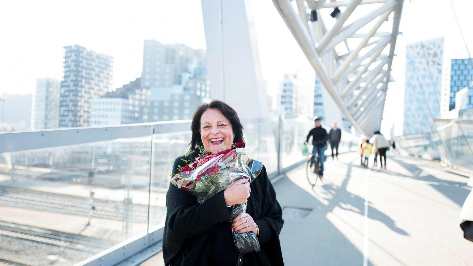 – Jeg var i en spesiell situasjon, for jeg var veldig avhengig av den fremtidige økonomien på grunn av sykdom hos min mann. Det tok ikke DNB hensyn til, sier Bente Wigaard.
