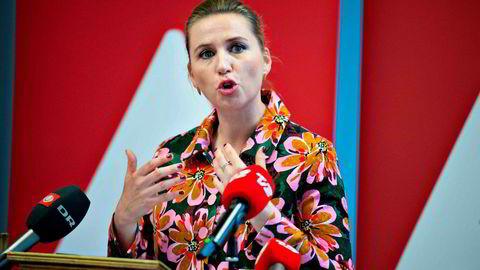 Socialdemokraterne og leder Mette Frederiksen har vind i seilene to dager før danske går til valgurnene.