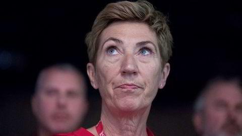 LO-nestleder Peggy Hessen Følsvik sier det som det er: Tidligpensjon ved fylte 62 år er på vei ut.