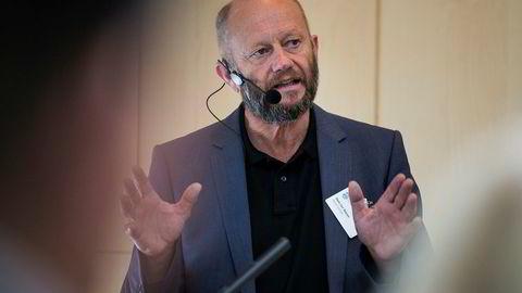 Administrerende direktør i Norsk industri, Stein Lier Hansen, sier afp-ordningen er alvorlig utvannet.