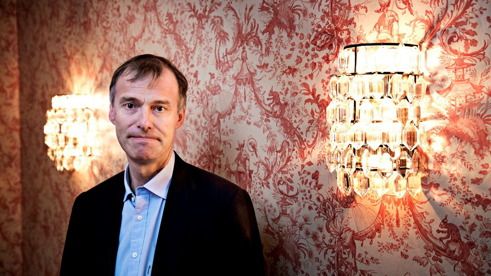 Petter Dragesund var sjef for corporateavdelingen i Pareto da de omstridte aksjehandlene skjedde i 2010. Her avbildet i 2013.