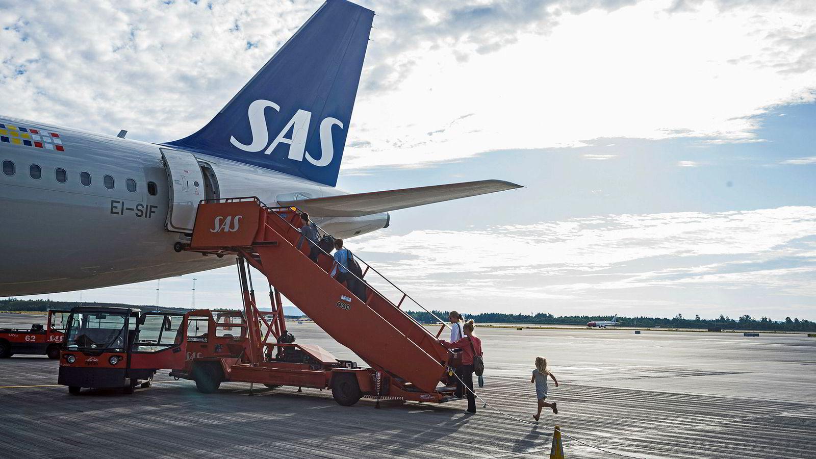 Det er brudd i forhandlingene mellom SAS-pilotene og flyselskapet SAS.
