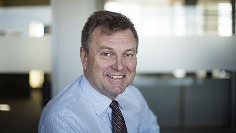 Alfa Laval-sjef Tom Erixon tok over roret etter tidligere toppsjef Lars Renstrøm i mars. Nå rydder han opp og kutter 700 ansatte. Foto: Jenny Leyman