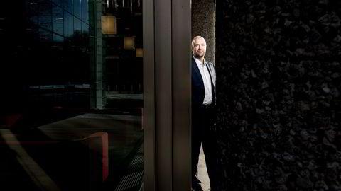 – Nå har vi en mer ustabil verden som vil kunne påvirke sikkerheten i norske virksomheter, sier direktør Jack Fischer Eriksen i Næringslivets Sikkerhetsråd. Foto: Gorm K. Gaare