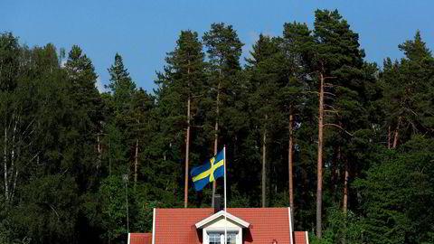 Arbeidsledigheten i Sverige fortsetter å vokse og endte på et nivå som var langt høyere enn forventet.