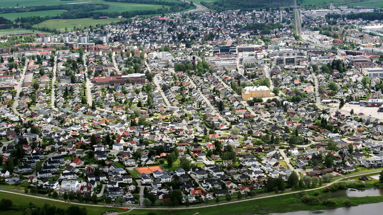 En boligkjøper er tilkjent 110.000 kroner i erstatning fra DNBs meglerkontor på Lillestrøm etter at leiligheten «krympet» med 26 kvadratmeter.