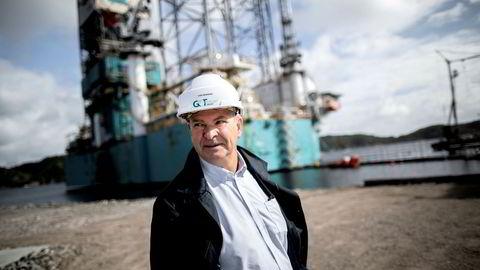 Tor Henning Ramfjord sto i spissen for tidenes nedbemanning i National Oilwell Varco. – Det var veldig tøft, men jeg er glad jeg sto i det og ikke bare stakk av, sier han.