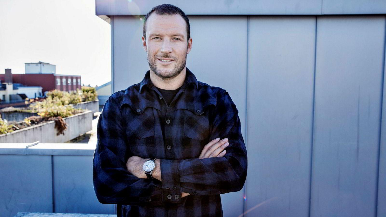 Tidligere alpinist og investor Aksel Lund Svindal tjente penger i vanskelig børsår.