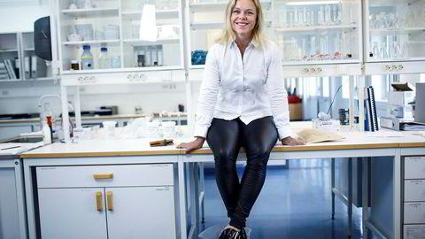 Ingeborg Rossebø Borgheim er ny toppsjef for Norden og Baltikum i det japanske legemiddelselskapet Takeda, som i 2011 kjøpte Nycomed. Borgheim har ansvar for 220 ansatte i syv land og en årlig omsetning på cirka tre milliarder kroner. Foto: Gunnar Blöndal