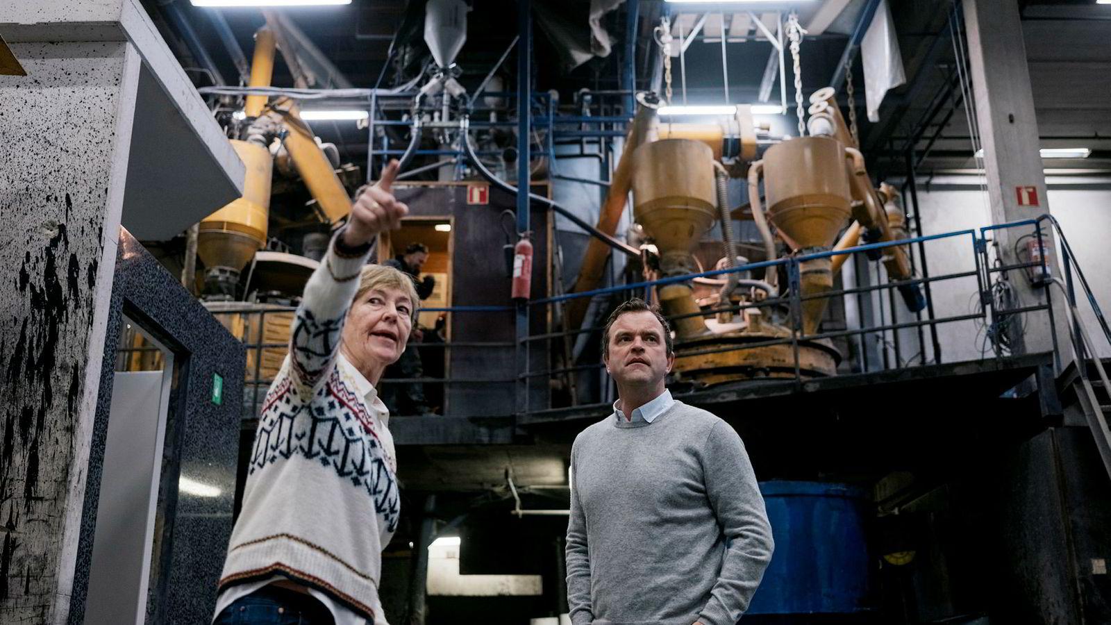 Randi S. Egeland er en veteran i elementbransjen og kan vise til marginer mannlige kolleger kan drømme om. Nå får hun Eirik Iversen og Øgreid inn på eiersiden. Familien Øgreid vil nå bli storinvestor i tradisjonelle industribedrifter på Jæren.