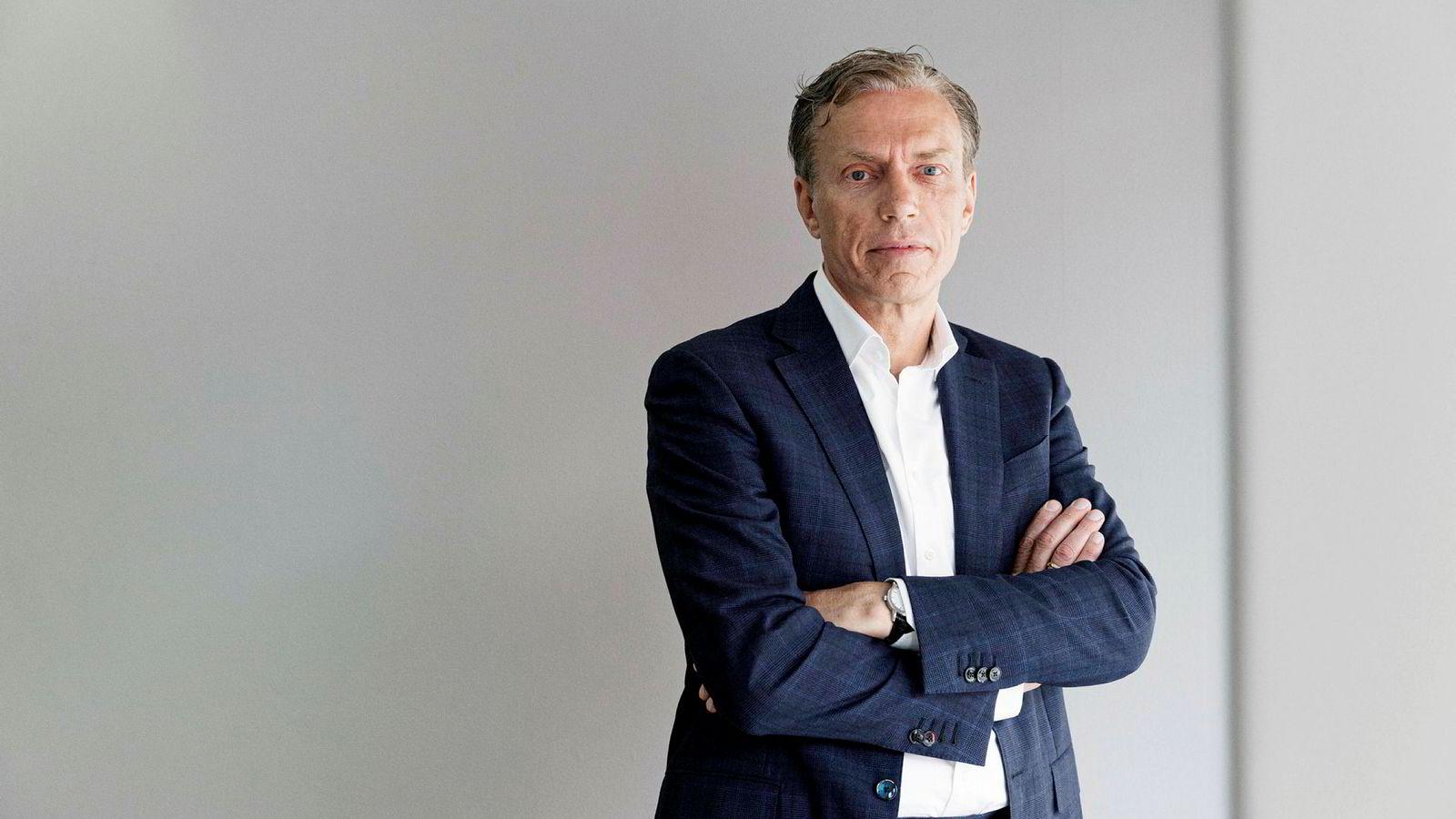 Rolv Erik Ryssdal er administrerende direktør i Adevinta.