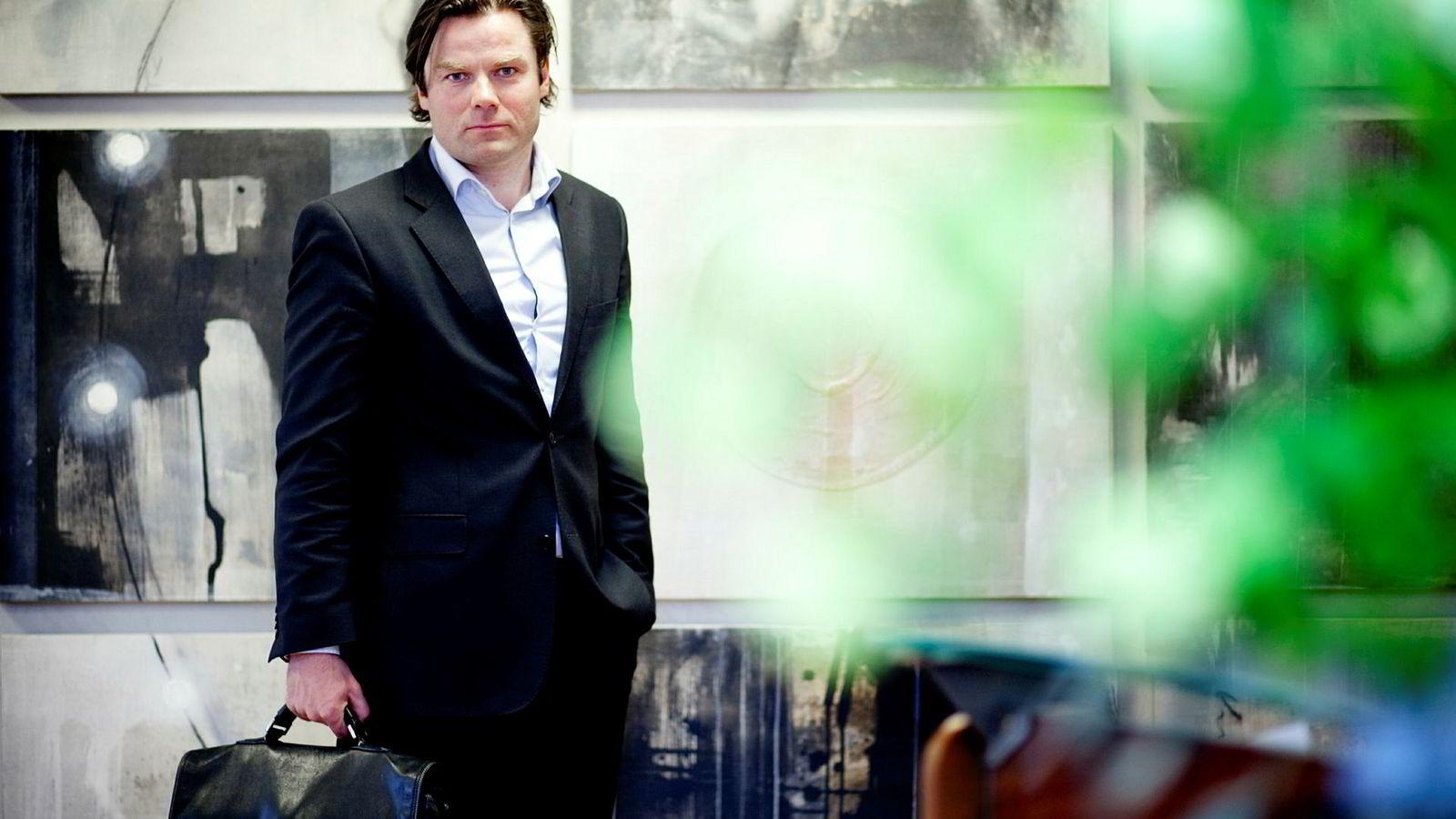 Konsernsjef Kristian Johansen i seismikkselskapet TGS avviser ethvert erstatningsansvar i skattesaken relatert til oljeselskapet EPH, tidligere kjent som Skeie Energy.
