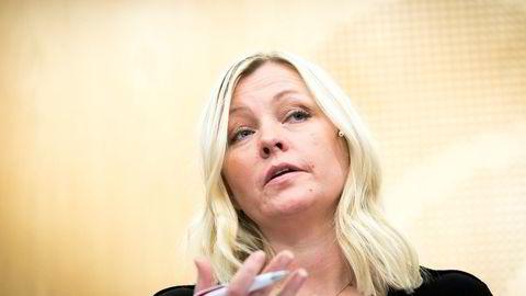 Kjersti Stenseng mener Sylvi Listhaug bør skamme seg over kommentaren hun la ut på Facebook.