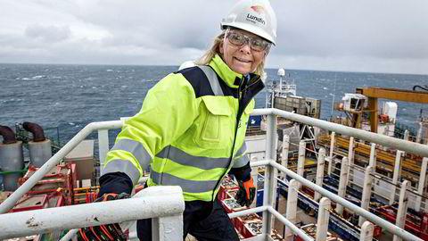 Lundin Petroleum konsentrerer seg nå om norsk sokkel etter at norgessjef Kristin Færøvik har hatt stor suksess med letevirksomheten, blant annet her i Barentshavet.