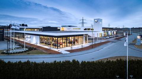 Stavangerbaserte Bavaria Nordic skiftet navn til Miklagruppen for et år siden. Med nye eiere endres navnet til Hedin Automotive as. Foto: Bavaria