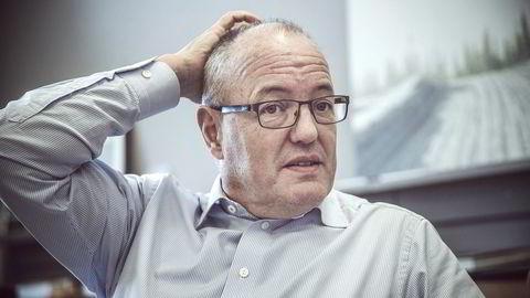 Gunnar Bovim er styreleder i Innovasjon Norge. Foto: Øyvind Nordahl Næss