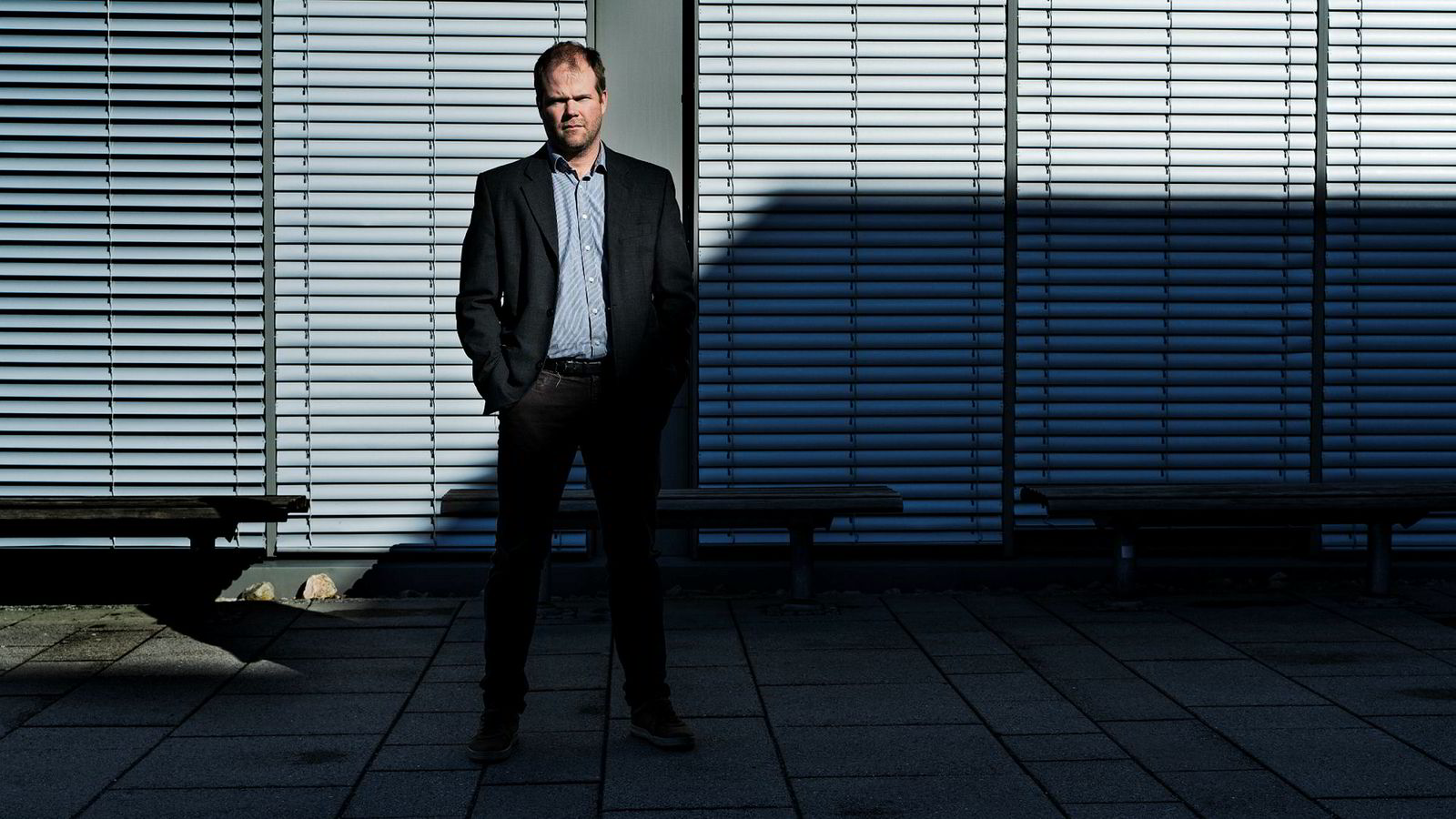 Seniorrådgiver Johannes Vallesverd i NKOM Nasjonal kommunikasjonsmyndighet.