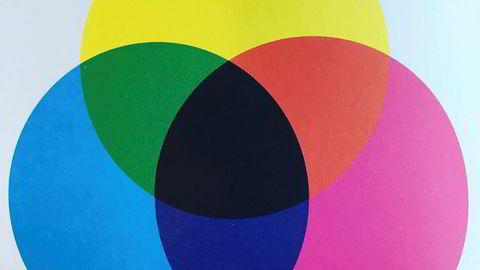 75 nyanser av alt. «The Secret Lives of Colour» er historien om 75 farger og nyanser. Foto: Utgiver: John Murray