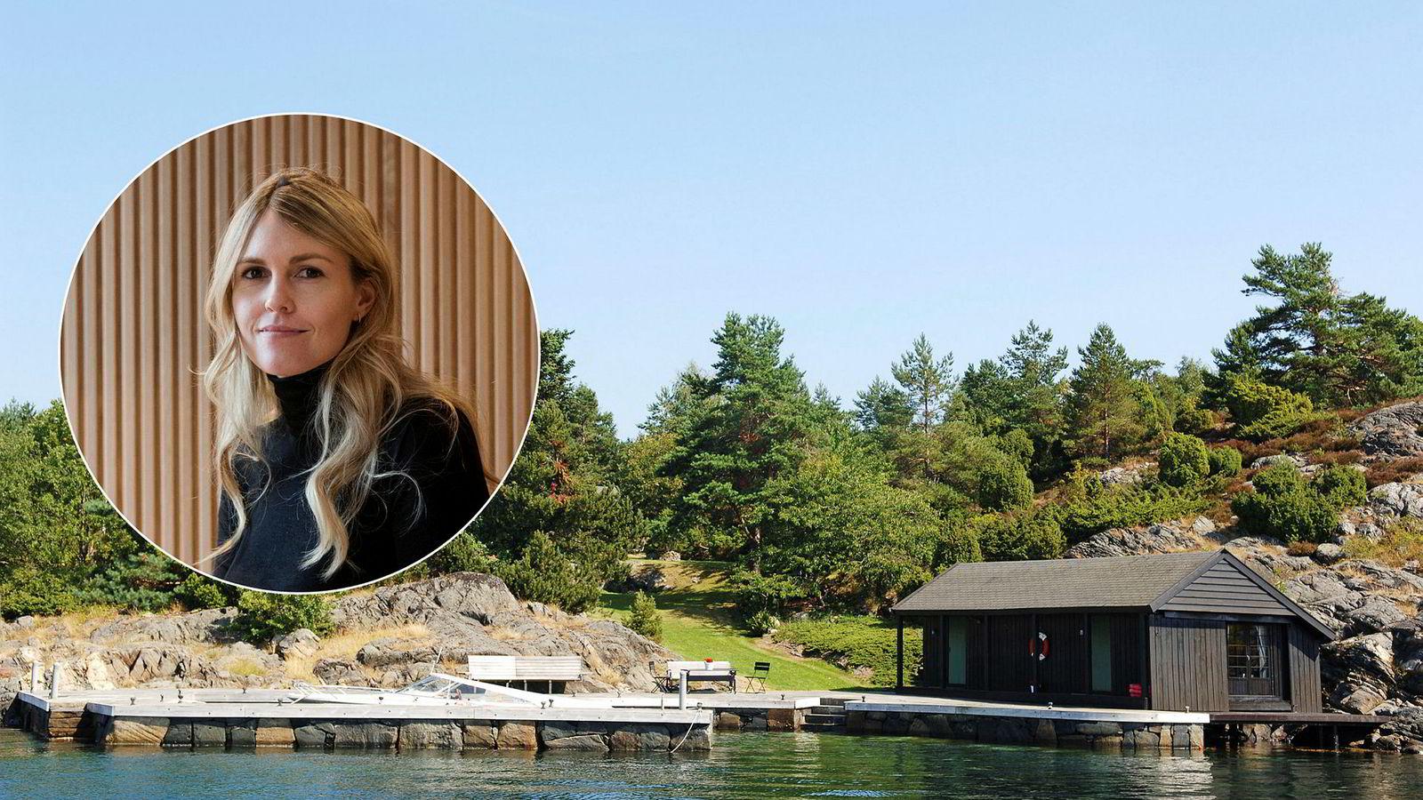 Peter T. Smedvig overlot i fjor styringen av familieselskapene til datteren Anna Margaret Smedvig. Nå overtar hun også farens Blindleia-eiendommer. Bildet er tatt i 2006.