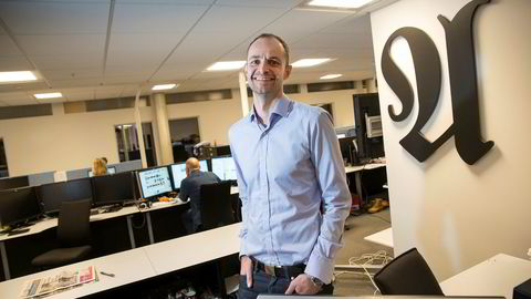 Tor Olav Mørseth går fra Adresseavisen for å lede digitalisere norsk næringsliv.