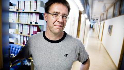 Samfunnsøkonom Lars-Erik Borge ved NTNU mener at miljøavgifter bør benyttes i større grad enn i dag og at støtteordninger med negativ miljøeffekt bør reduseres eller avvikles. Foto: Thor Nielsen
