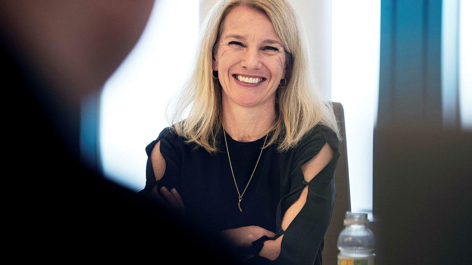 Stavanger-ordfører Christine Sagen Helgø