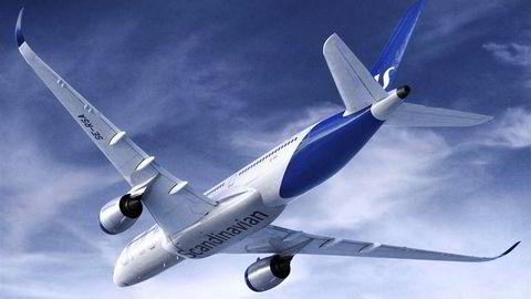 SAS med ny design på flyene For første gang på 21 år oppdaterer SAS den visuelle identiteten med en ny design for flyenes utseende.