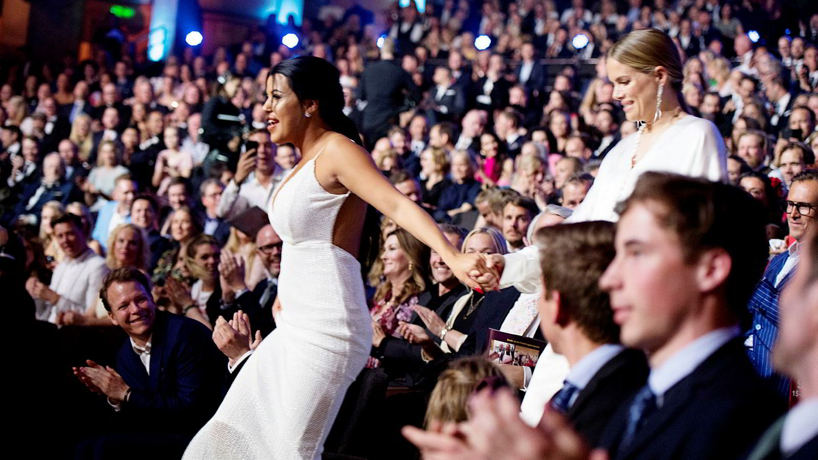 Melina Johnsen ble kjendis over natten etter å ha deltatt i «Ex on the Beach» – og vant i mai prisen for «årets deltager» på tv-kåringen Gullruten i Bergen. Serien ble en fulltreffer for Rubicon.