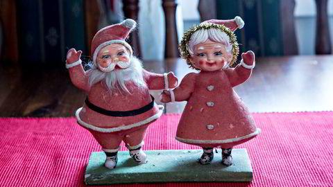 Er julenisser egentlig greit? Eller en krenkelse av et tolerant, inkluderende og likestilt samfunn? Hvis julen var sendt på høring, ville den fått hard medfart. Foto: Marte Christensen