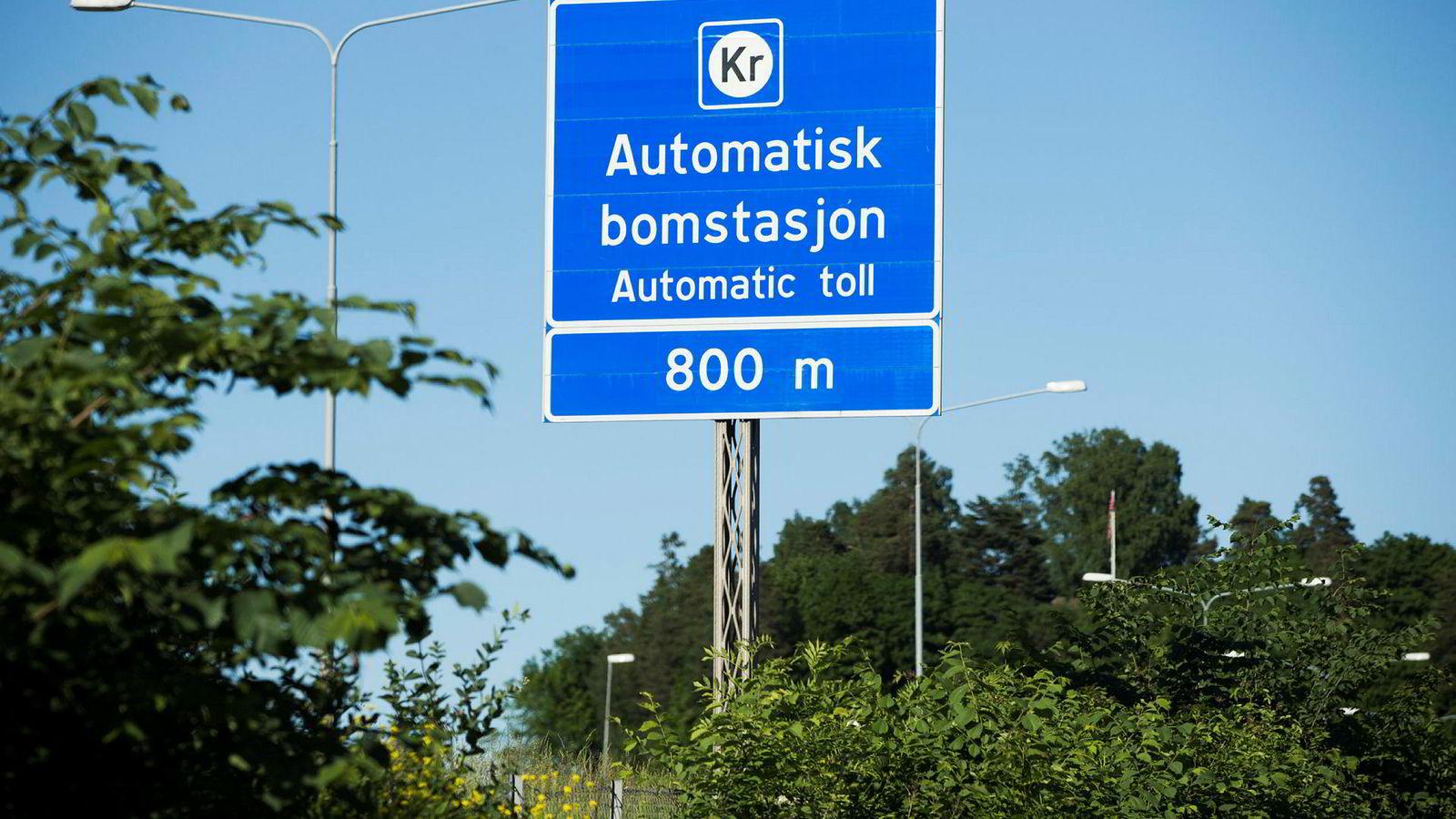 Det vurderes 50 nye bomstasjoner i Oslo.