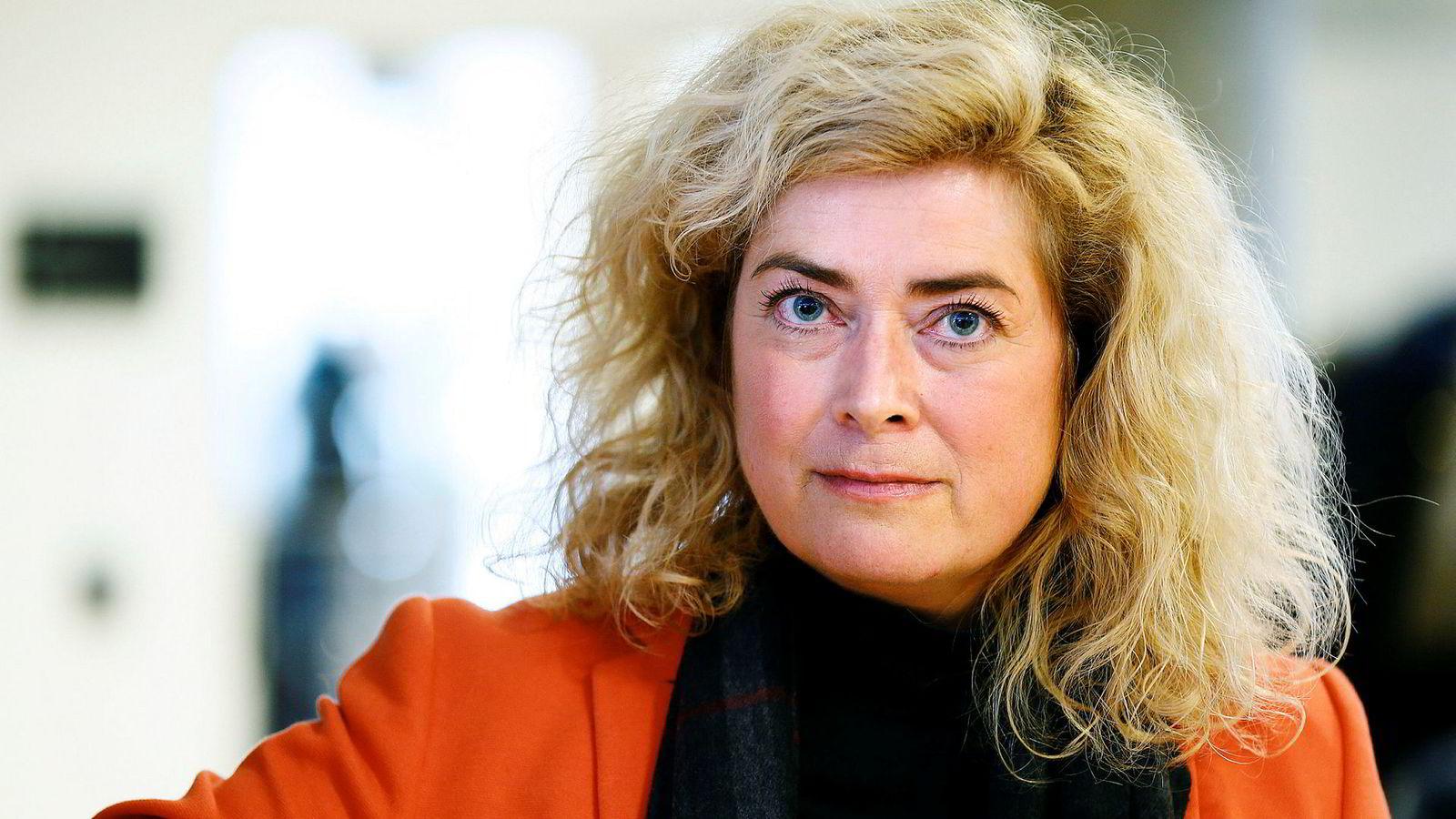 Hodejeger og Hele Nords styreleder Marianne Telle. Foto: Ronald Johansen / iTromsø
