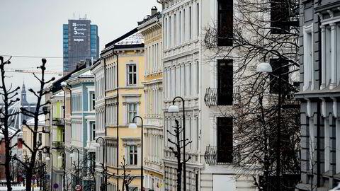 Finansdepartementet har bedt Finanstilsynet om å vurdere boliglånsforskriften. Onsdag kom svaret. Foto: Fartein Rudjord