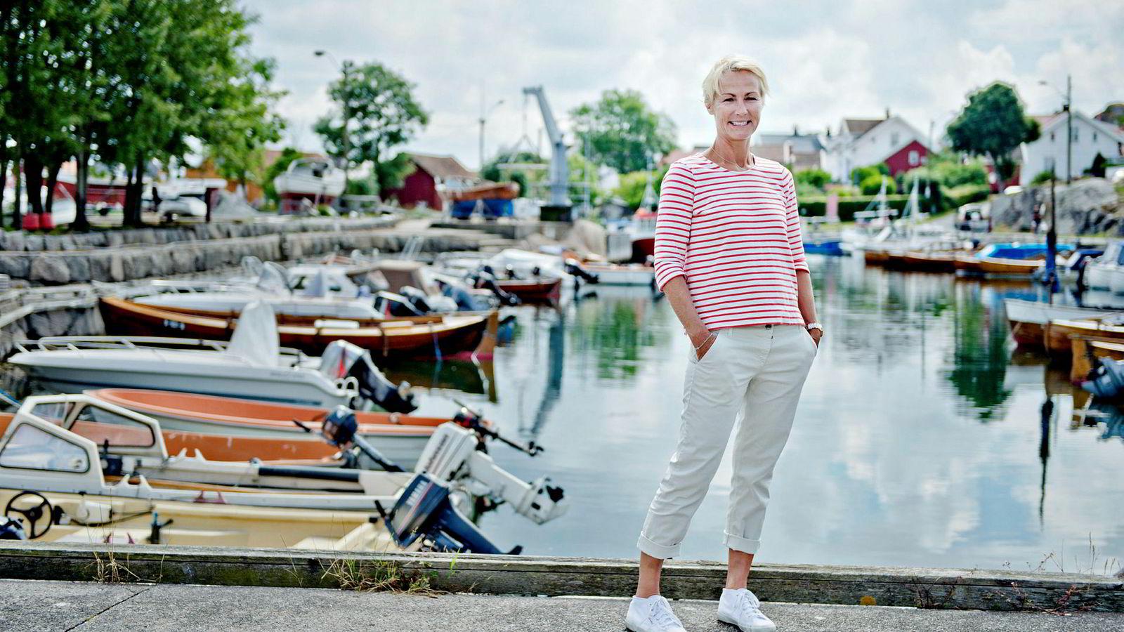 Skipsreder Elisabeth Grieg er helt uenig i utspillet til Harald Eia om at velferdsstaten er skyld i at Norge har få kvinnelige toppsjefer.