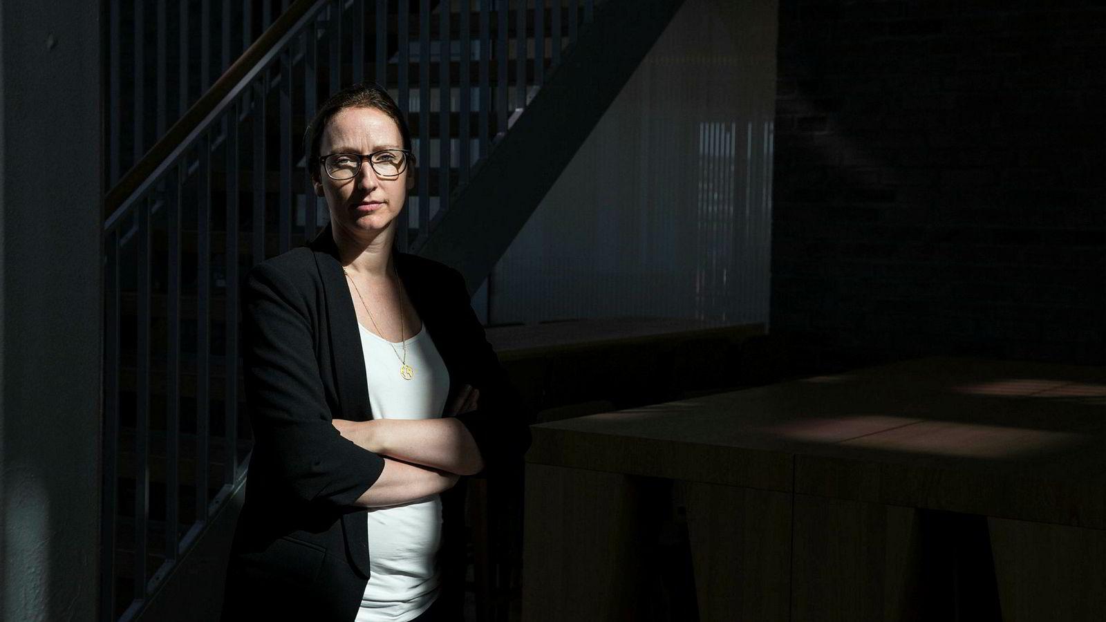 Sjeføkonom i DNB markets Kjersti Haugland om uro i markedet.