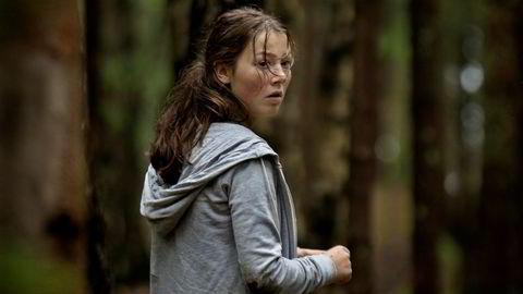 Andrea Berntzen spiller hovedrollen som 18-åringen Kaja i «Utøya 22. juli». Mandag ble filmen vist til pressen for første gang.