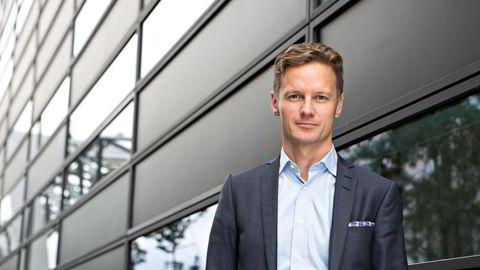 Sjeføkonom Bjørn-Roger Wilhelmsen i Nordkinn Asset Management. Foto: Charlotte Wiig