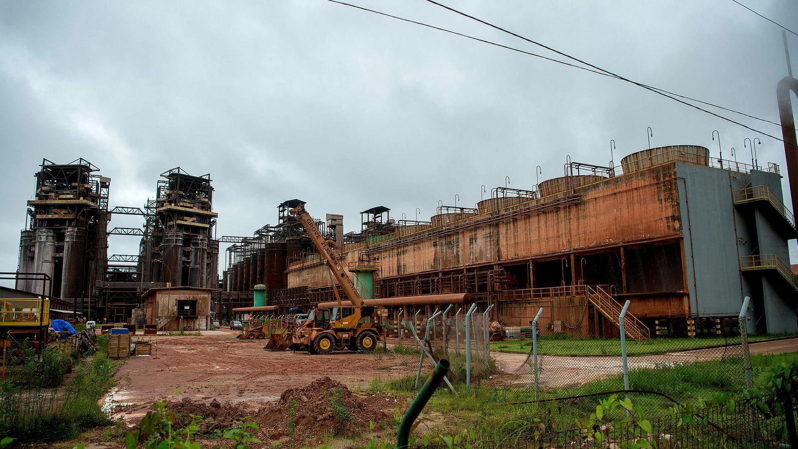 Verdens største aluminaraffineri, Alunorte, har gått på halv maskin i snart 11 måneder. Nå er Hydro enda et steg nærmere å få løftet produksjonsrestriksjonene.