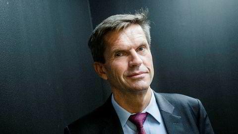 Ottar Ertzeid sjef for DNBMarkeds.