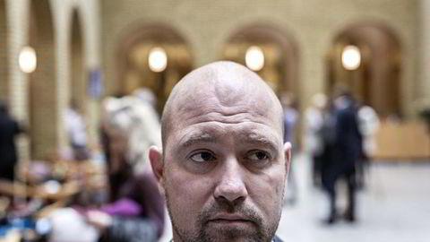 Justisminister Anders Anundsen. Foto: Aleksander Nordahl