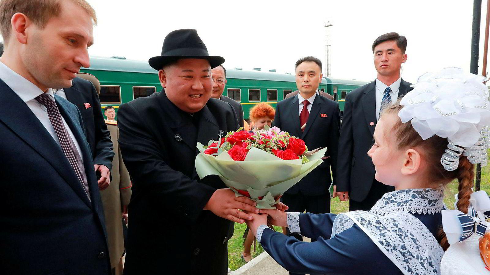 Russlands president Vladimir Putin vil forsøke få til en løsning på Nord-Koreas atomprogram – noe president Donald Trump ikke har klart. Nord-Koreas leder Kim Jong-un spiller USA, Kina og Russland opp mot hverandre.