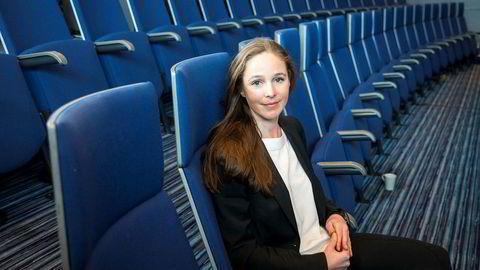 Henriette Trondsen, Telenor-analytiker i Arctic Securities, er noe kritisk til det DNA-oppkjøpet.