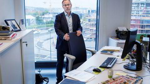 John Arne Markussen varsler at han går av som Dagbladet-redaktør i løpet av 2018.